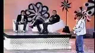Fernandinho do Cavaco ganha a final no tv XUXA