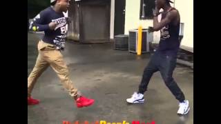 "DcYoungFly - @moneybag_mafia ""FIGHT"""