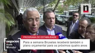 Quais as novidades do Plano Nacional de Reformas que o Governo vai enviar a Bruxelas