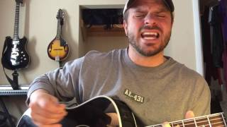 "Drake White - ""Making Me Look Good Again"" (cover by Jeremy James)"
