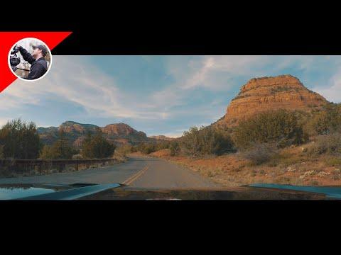 Desert Drive - feat. Panasonic GH5 Footage