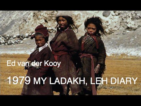 HISTORY of INDIA  LADAKH LEH my diary  1979 full documentary