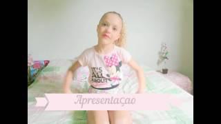 Apresentação do Canal # Izabelle Silva Santos