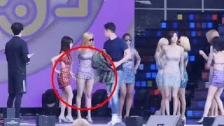 TOP SEXY KPOP ACCIDENTS & FAILS 1