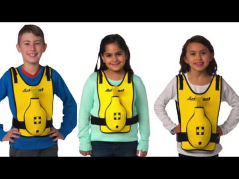 Act+Fast's Choking Rescue Trainer for School Age Children