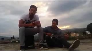 Vuelve latín dream cover acústico JoeAsh - Danni Reck