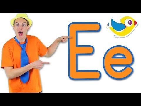 The Letter E Song