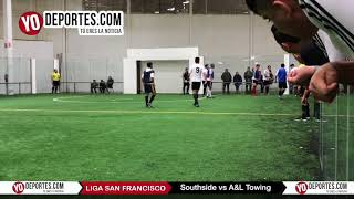 Southside vs A&L Towing Final Mayor Liga San Francisco