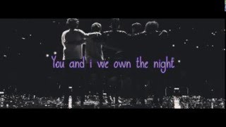 CD9 - Own The Night (Letra) HD