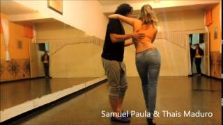 KIZOMBA - SAMUEL PAULA & THAIS MADURO