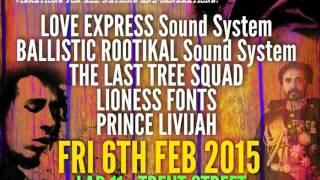 DUBWISE.TV - ONEDUB Bob Marley Earthday Gathering - Lab 11 Birmingham