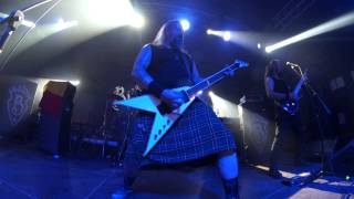 Bucovina - live @ Fire In The Park Rock Fest 2015