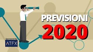 Previsioni sui mercati per il 2020: il webinar