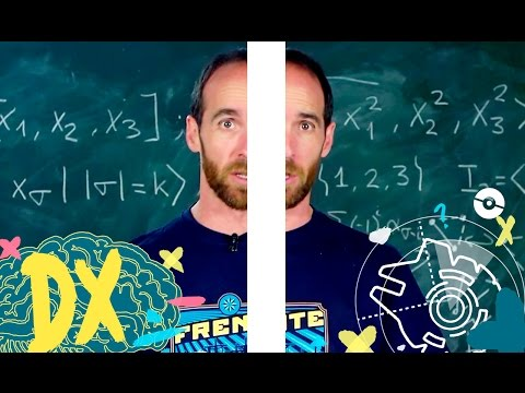 ¿Qué es simetría?