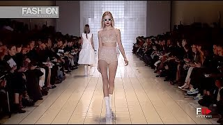 ROCHAS Spring Summer 2013 Paris - Fashion Channel