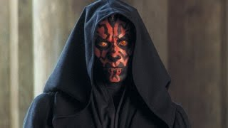 Star Wars Darth Maul Music Video