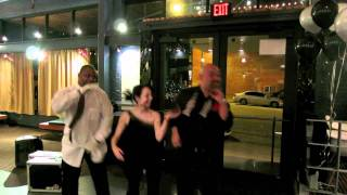 Rob Base - it takes two dance routine