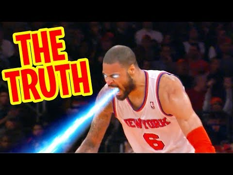 The Shady Truth of Tyson Chandler