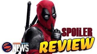 Deadpool 2 - Review! (Full Spoiler) width=