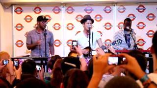 Bruno Mars - Count On Me - Live