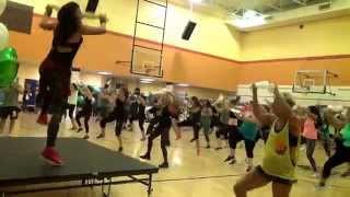 Tara Romano Dance Fitness - Jungle Bae (feat. Bunji Garlin)