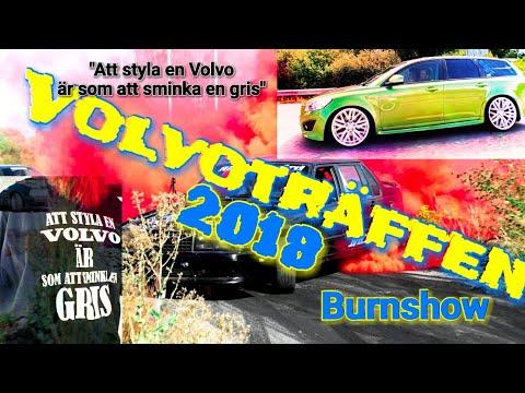 Att styla en Volvo är som att sminka en gris! - VOLVOTRÄFFEN 2018 - VLOGG