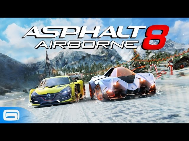 Asphalt 8 - Winter Update Trailer