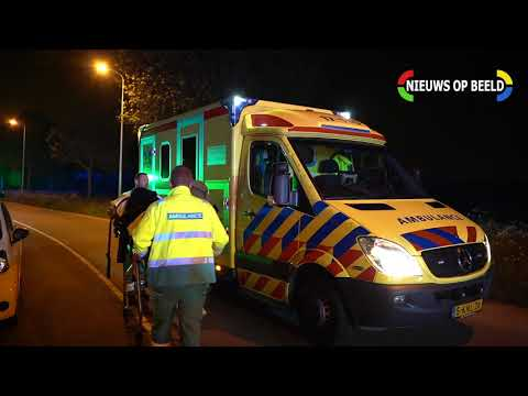 05-05-19 Vijf gewonden na ongeluk Burgemeester van Beresteijnlaan Capelle aan den IJssel photo