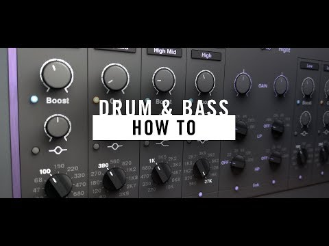 How to: make drum & bass | Native Instruments