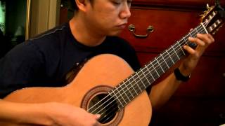Saan Darating Ang Umaga - G. Canseco (arr. Jose Valdez) Solo Classical Guitar
