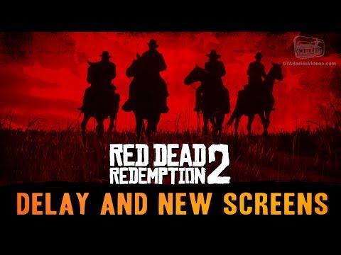 Red Dead Redemption 2 Delayed & New Screenshots [News & Analysis]