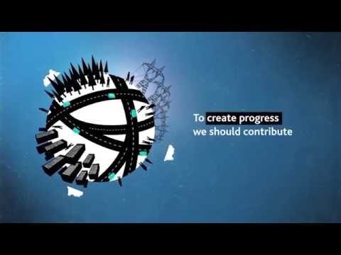 Sustainable Development - how we create value using the six capitals