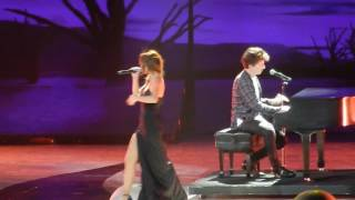 "Selena Gomez ft. Charlie Puth - ""We Don't Talk anymore"" Live at Honda Center"