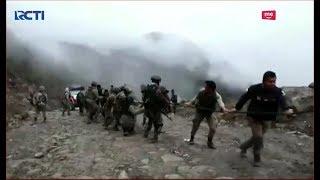 Tim Gabungan TNI Polri Berhasil Kuasai 4 Distrik di Nduga, Papua - SIP 10/12