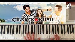 Çilek Kokusu - Jenerik muzigi (AgaS Piano Cover)