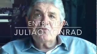 Entrevista Julião Konrad - Acidente