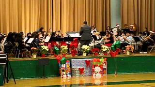 banquete band winter concert