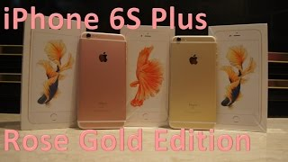 iPhone 6S Plus Rose Gold Unboxing, Review, and Giveaway [OPEN AS OF JUL 2017]