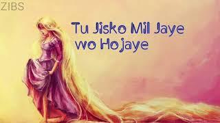 Chandi Jaisa Rang Hai Tera   Whatsapp Video Status Love Song width=