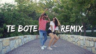 Te Bote Remix - (Coreografia) 2018 🇲🇽