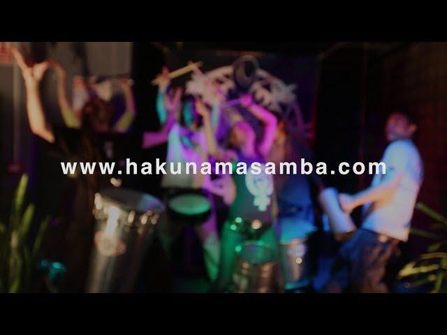 """Dando la Cara Por ti -Un minuto contra el cáncer - Hakuna Ma Samba  Hakuna Ma Samba se une  a la lucha contra el cancer haciendo una versión del himno de la AECC """"Dando la cara por ti"""" ."""