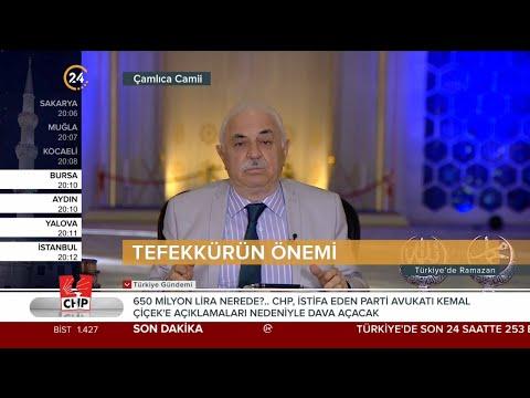 Türkiye'de Ramazan – 06 05 2021