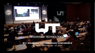 WT | Wearable Technologies Conference 2016 EUROPE