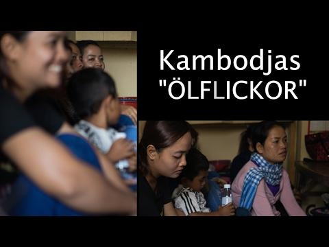 """Kambodjas """"ölflickor"""" kämpar för bättre arbetsvillkor"""