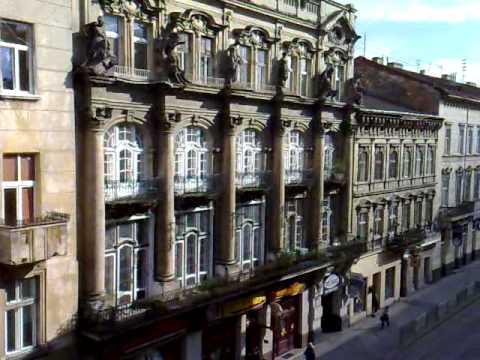 Dorochenka Street Lviv Ukraine