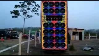 S-10 Trucadona tocando Mega Funk