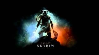 Skyrim theme - ''Watch the Skies''
