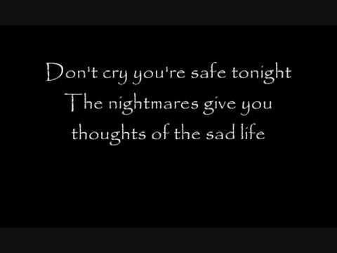The Dreadful Lullaby de Snow Whites Poison Bite Letra y Video