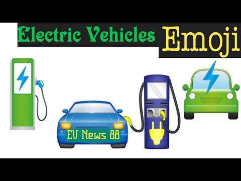 Electric Vehicles Emoji, Electric Car Sales: EV News 88