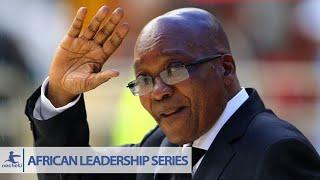 Jacob Zuma's Resignation and Last Speech as South Africa President width=